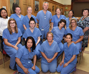 Cardiac Theatre Staff