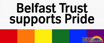 Trust supports Pride