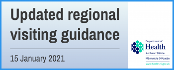Updated regional visiting guidance